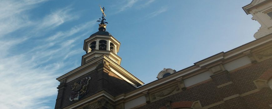 Raadhuis Deurne Carillon