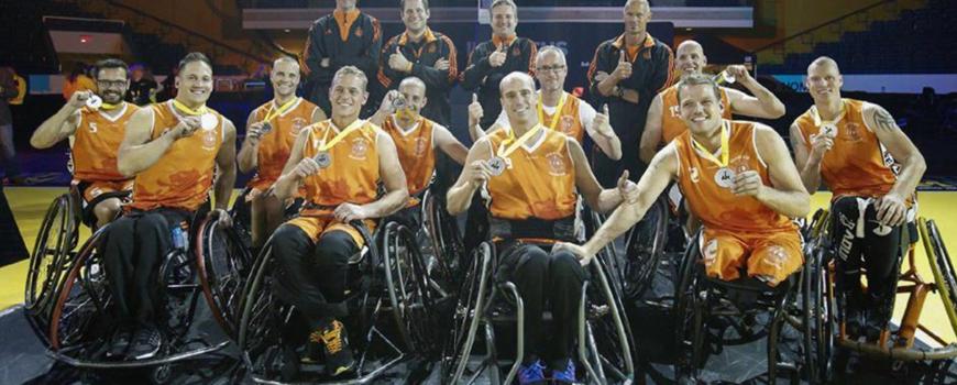 DUTCH INVICTUS handicap sport