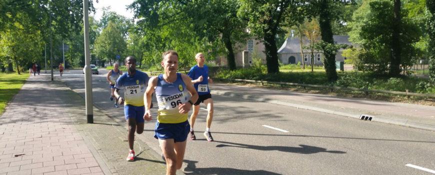 Halve marathon Deurne