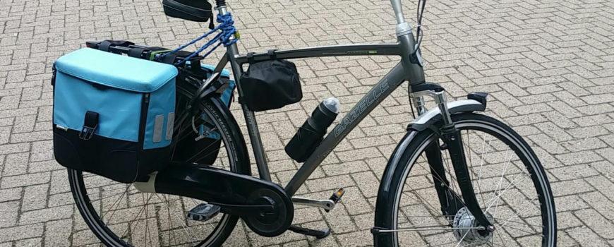 Ontvreemde fiets
