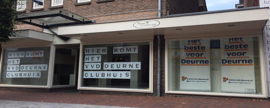 Clubhuis VVD Deurne