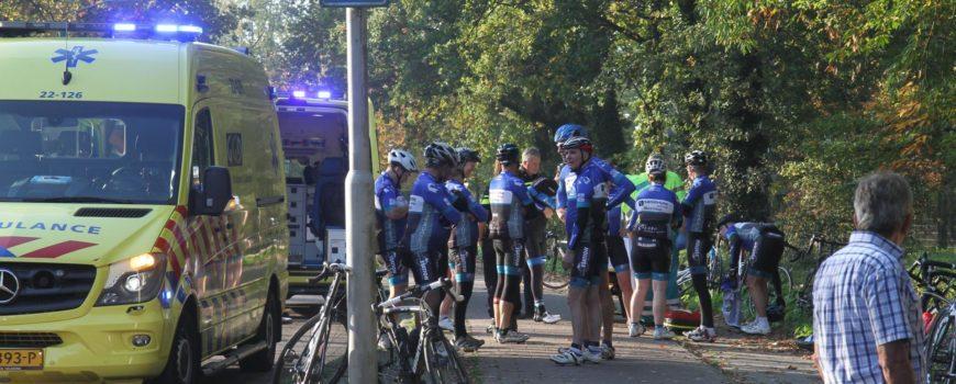 ongeval fietsers Haageind 15-10-17
