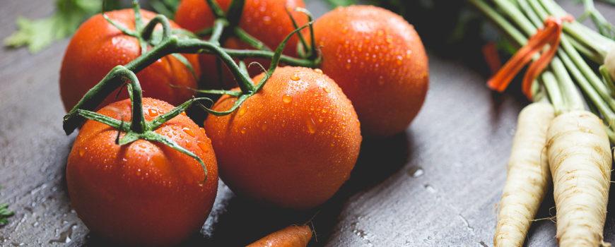 tomaten groente