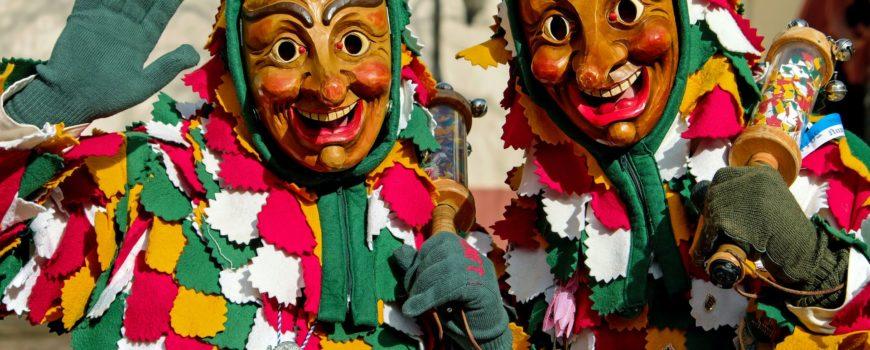 Carnavalsvermomming