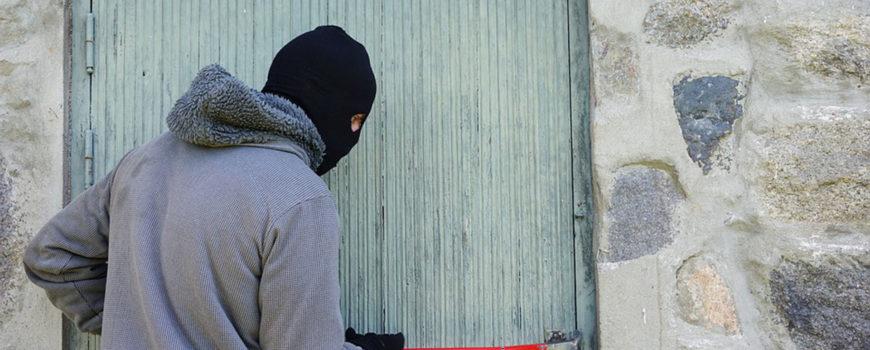 Buurttent geeft tips over het voorkomen van inbraak