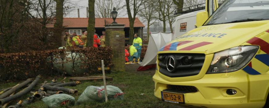 Ongeval Lagebrugweg