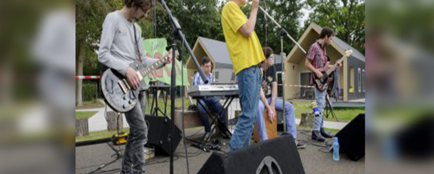 Korte Rockband