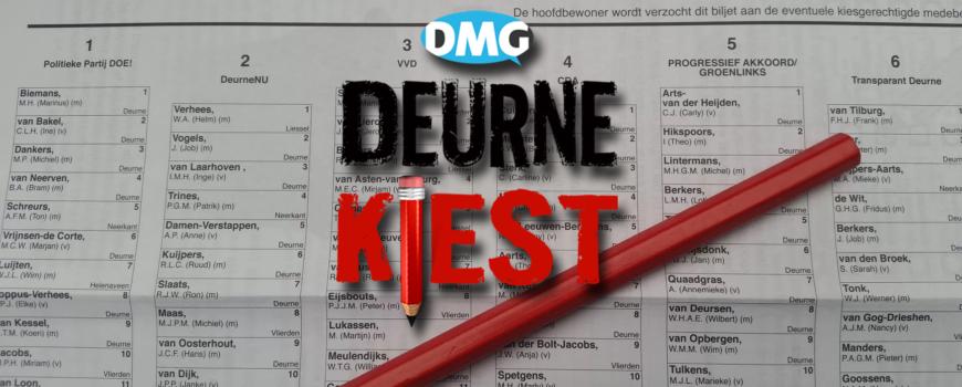 DEURNE-KIEST