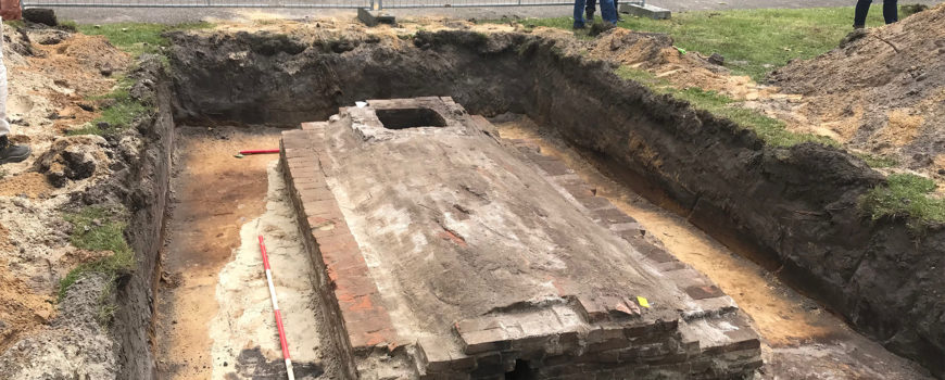 Archeologische vondst Neerkant