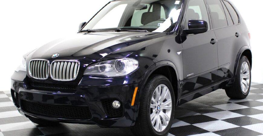 BMW X5 uit 2012