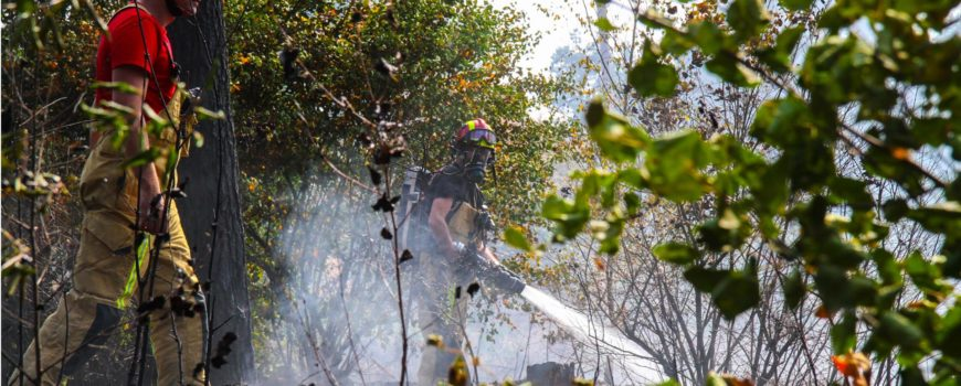 Op de Rijntjesdijk brak al vijf keer brand uit