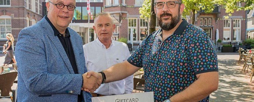 Giftcard Deurne Foto: Hein van Bakel