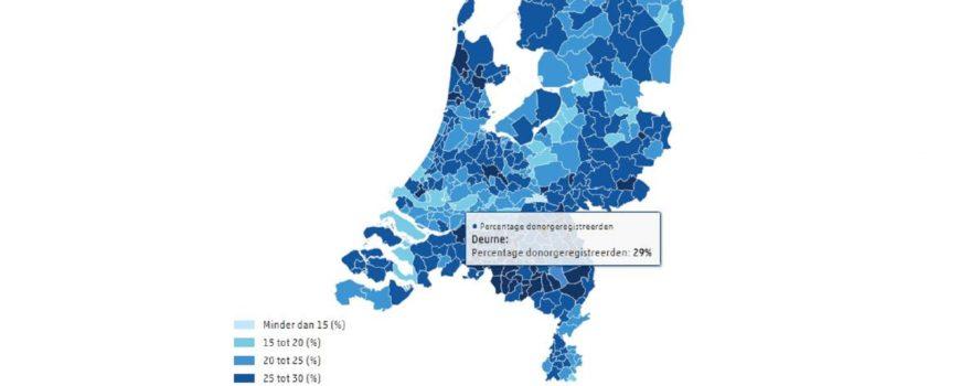Veel donoren in Deurne