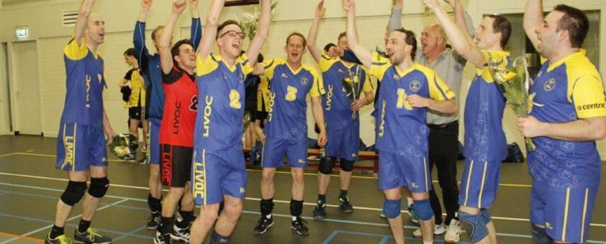 Livoc Volley Liessel - foto Weekblad v Deurne
