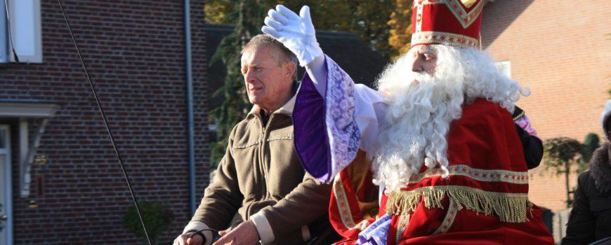 Sinterklaas intocht zeilberg