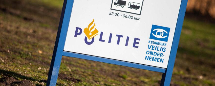 POLITIE-DMG2019