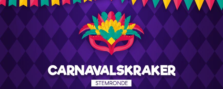 CARNAVALSKRAKER-STEMRONDE