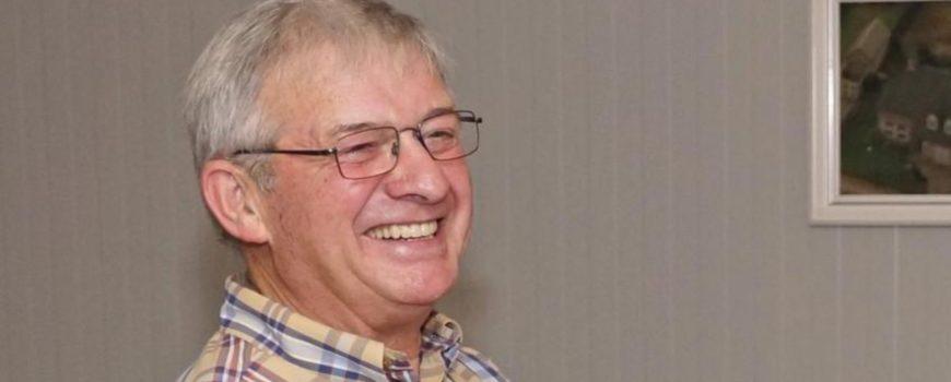 Wim Botden lid orde oranje Nassau