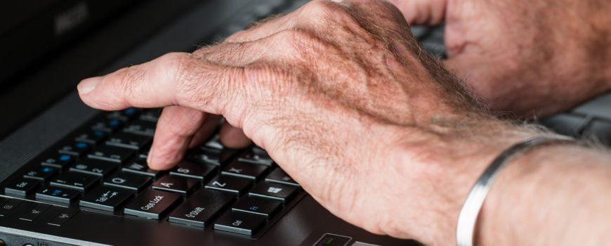 Computer internet ouderen