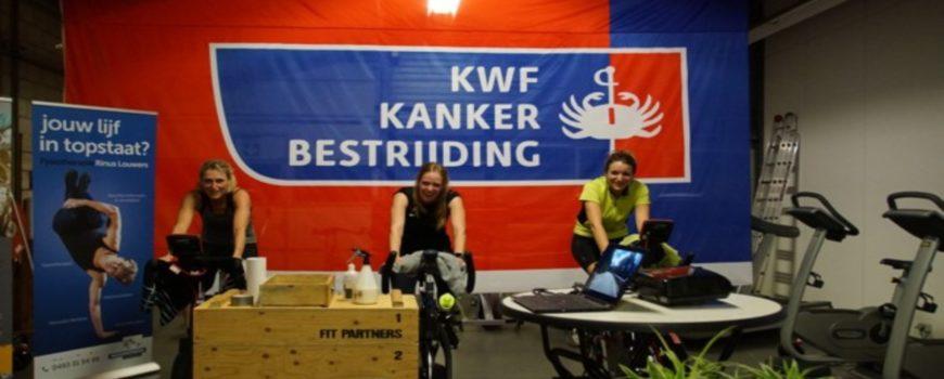 Fit Partners fietsmarathon