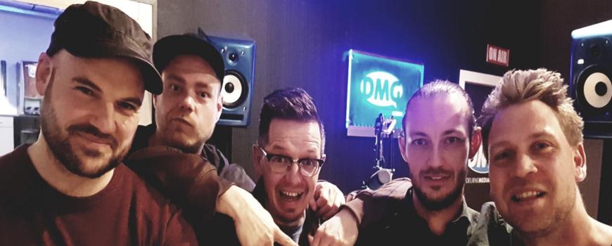 Vendetta Drive DMG radio