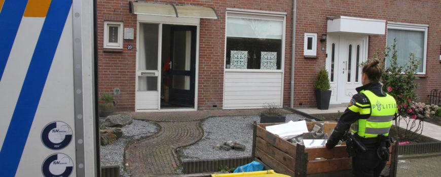inval vincent van goghstraat