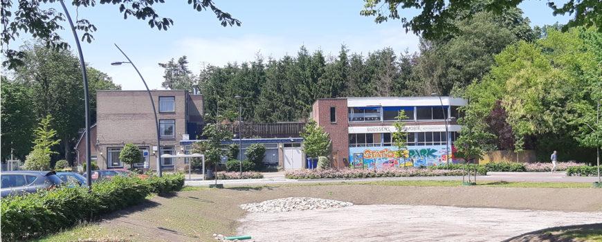 Bouwproject Stationzicht