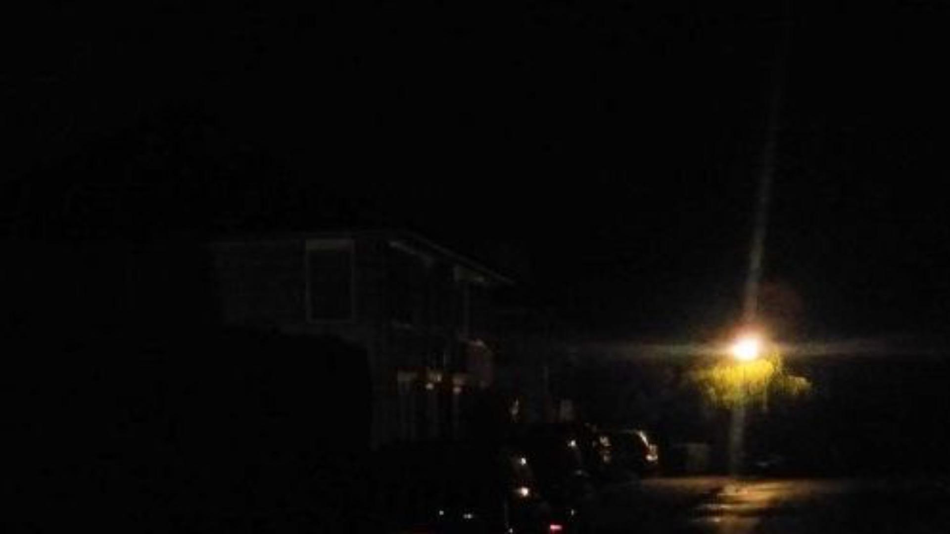 Rien Voets start petitie 'Duisternis in Deurne stoppen' vanwege weghalen lantaarnpalen - DMG Deurne