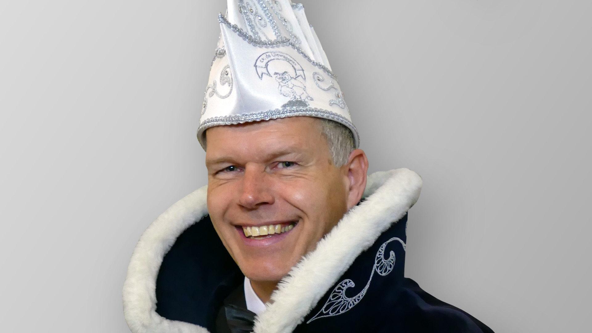 Peter Gielen prins van De Ulewappers – Deurne Media Groep - DMG Deurne