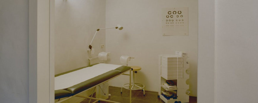 Huisarts behandelkamer