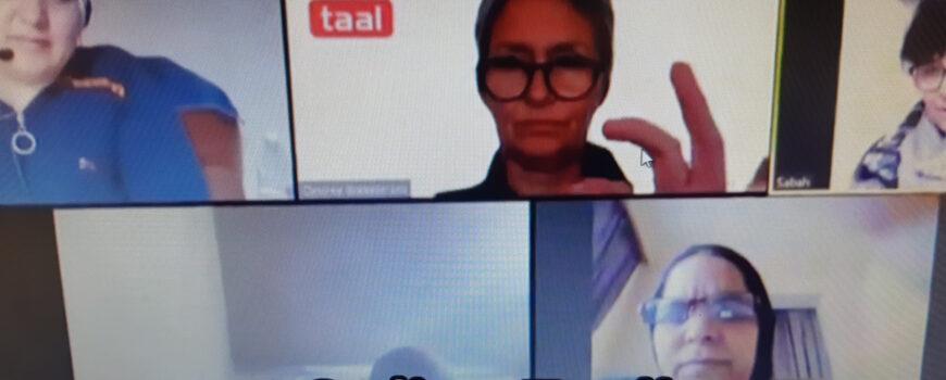 Online talalles