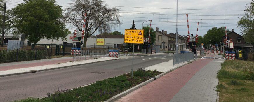 WegwerkzaamhedenStationsstraatDeurne