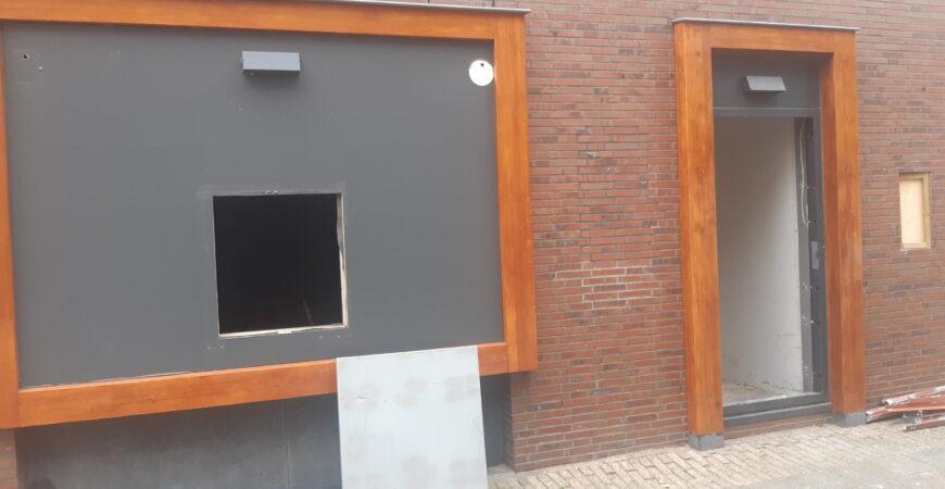 Geldautomaat ABN AMRO