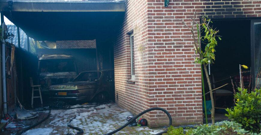 Grote brand Rembrand van Rijnstraat