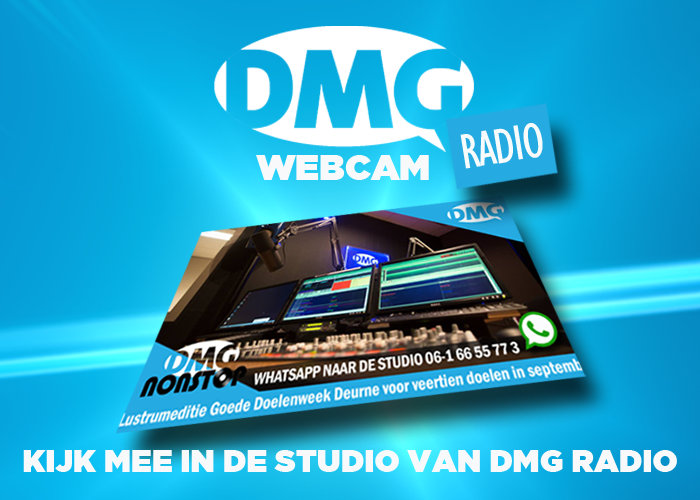 DMG Radio Webcam