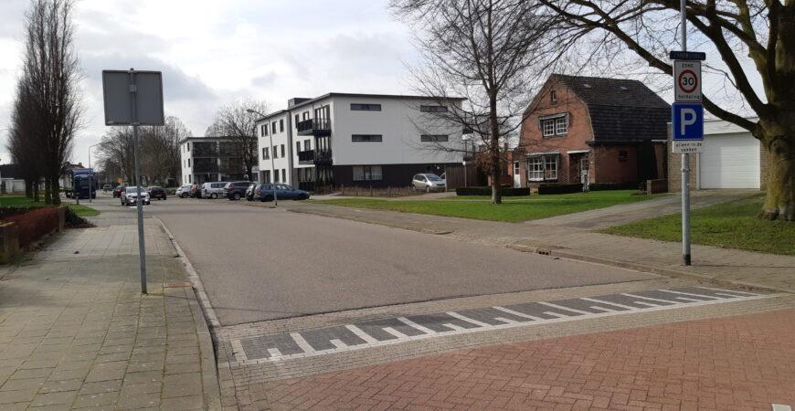 Zandbosweg